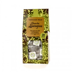 Vintage Teas Green Tea Lemongrass - 20 torebek