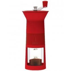 Młynek do kawy Bialetti Macinacaffe czerwony