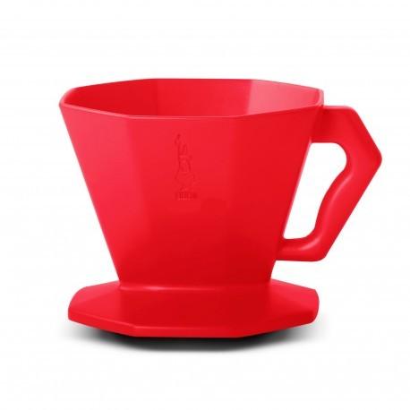 Pour Over Bialetti 4tz - Drip czerwony