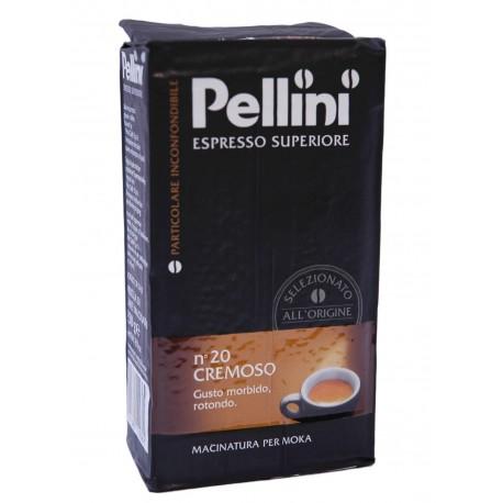 Pellini Espresso Bar Cremoso n 20 mielona 250g