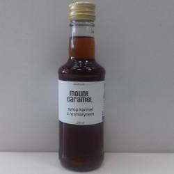 Syrop Mount Caramel karmel z rozmarynem 200ml