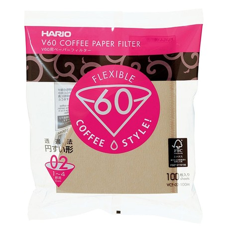 Hario filtry papierowe do dripa V60-02