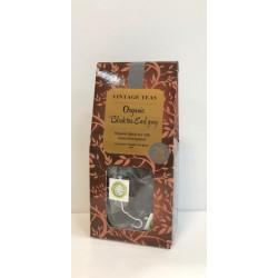 VINTAGE TEAS ORGANIC BLACK TEA EARL GREY - 20 PIRAMIDEK