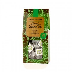 VINTAGE TEAS NATURAL GREEN TEA - 20 TOREBEK