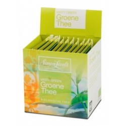Herbata Simon Levelt Misty Green (Groene Thee) BIO 17,5 g