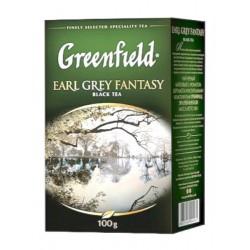 Herbata Greenfield Earl Grey Fantasy 100g - czarna aromatyzowana o smaku bergamotki