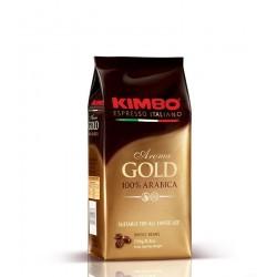 Kimbo Aroma Gold 250g kawa ziarnista