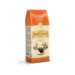 Kawa Starego Lwowa Śniadaniowa ziarnista 1kg