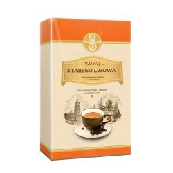 Kawa Starego Lwowa Śniadaniowa mielona 250g