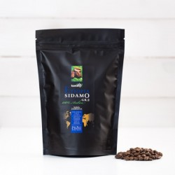Tommy Cafe Etiopia Sidamo 250g