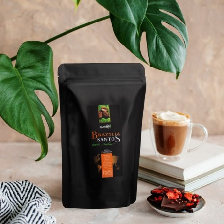 Tommy Cafe Brazylia SANTOS17/18 250g